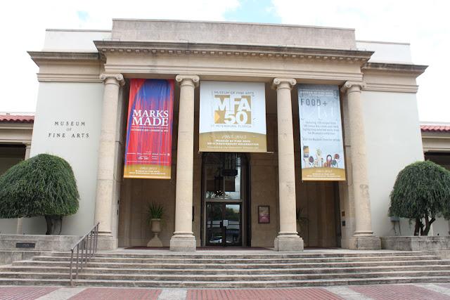 st. petersburg museums