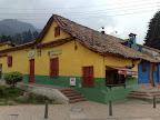 Casa en la perifería de Bogota