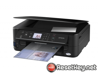 Reset Epson WorkForce 625 printer Waste Ink Pads Counter