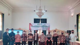 KPUD Karawang - KCD Wilayah IV MoU Pendidikan Pemilih Pemula 2024
