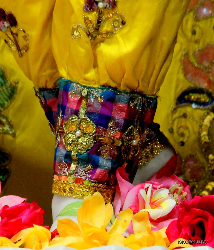 ISKCON Juhu Mangal Deity Darshan on 3rd May 2016 (34)