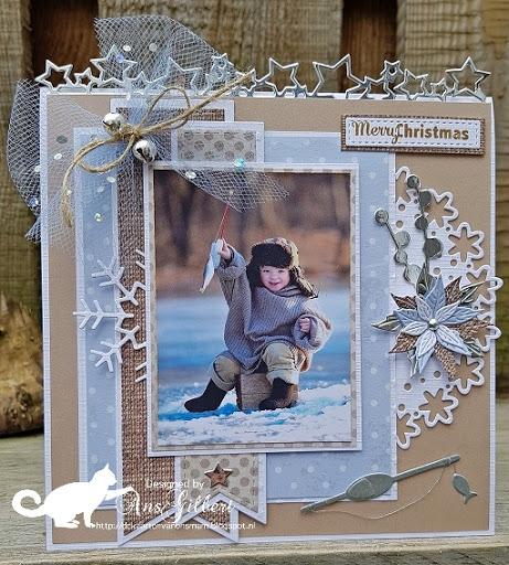 Winnaar Kerst/Christmas FB