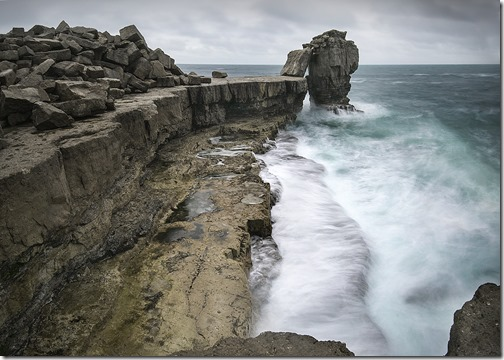 PULPIT ROCK PORTLAND BILL by 31