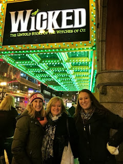 Wicked downtown Chicago