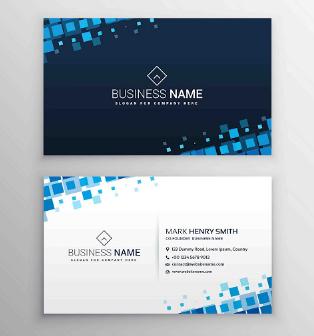 Membuat Kartu Nama Simple Untuk Perusahaan Anda   Templates Design Gratis