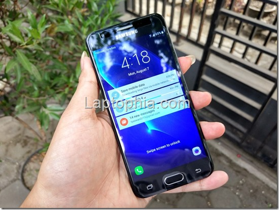 Unboxing Samsung Galaxy J5 Prime