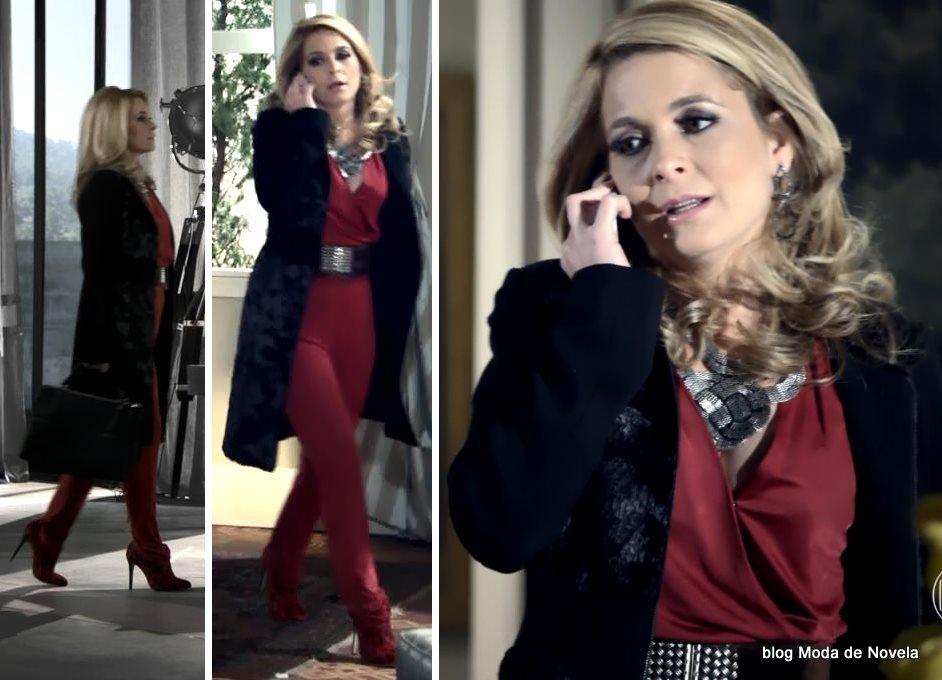 moda da novela G3R4Ç4O BR4S1L - look da Pamela dia 6 de junho