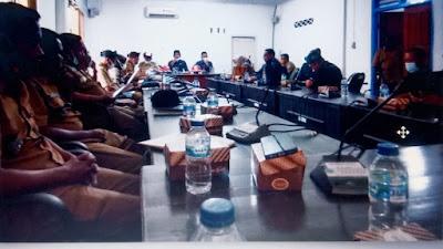 LSM Garuda Soroti Inkonsistensi Pemda Buteng, Dinas PUPR Besikap Tegas...!!