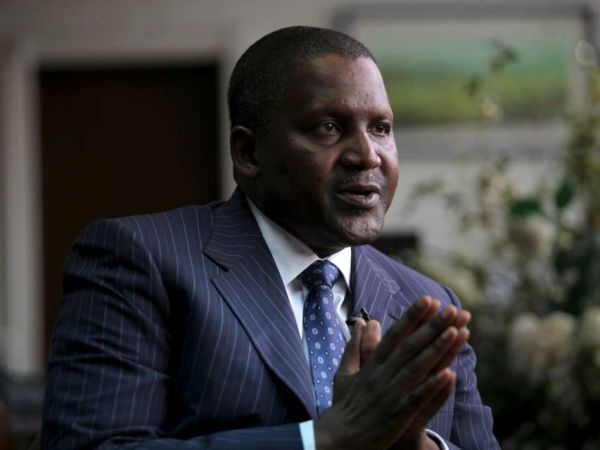 Africa's Richest Man, Aliko Dangote Bans Drinking Of Alcohol At His Daughter's Wedding