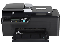 Download and install HP Officejet 4575 lazer printer installer program