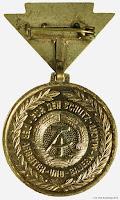 311 NVA Reservistenabz.Medailles