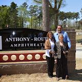 Anthony-Routon Amphitheater Dedication