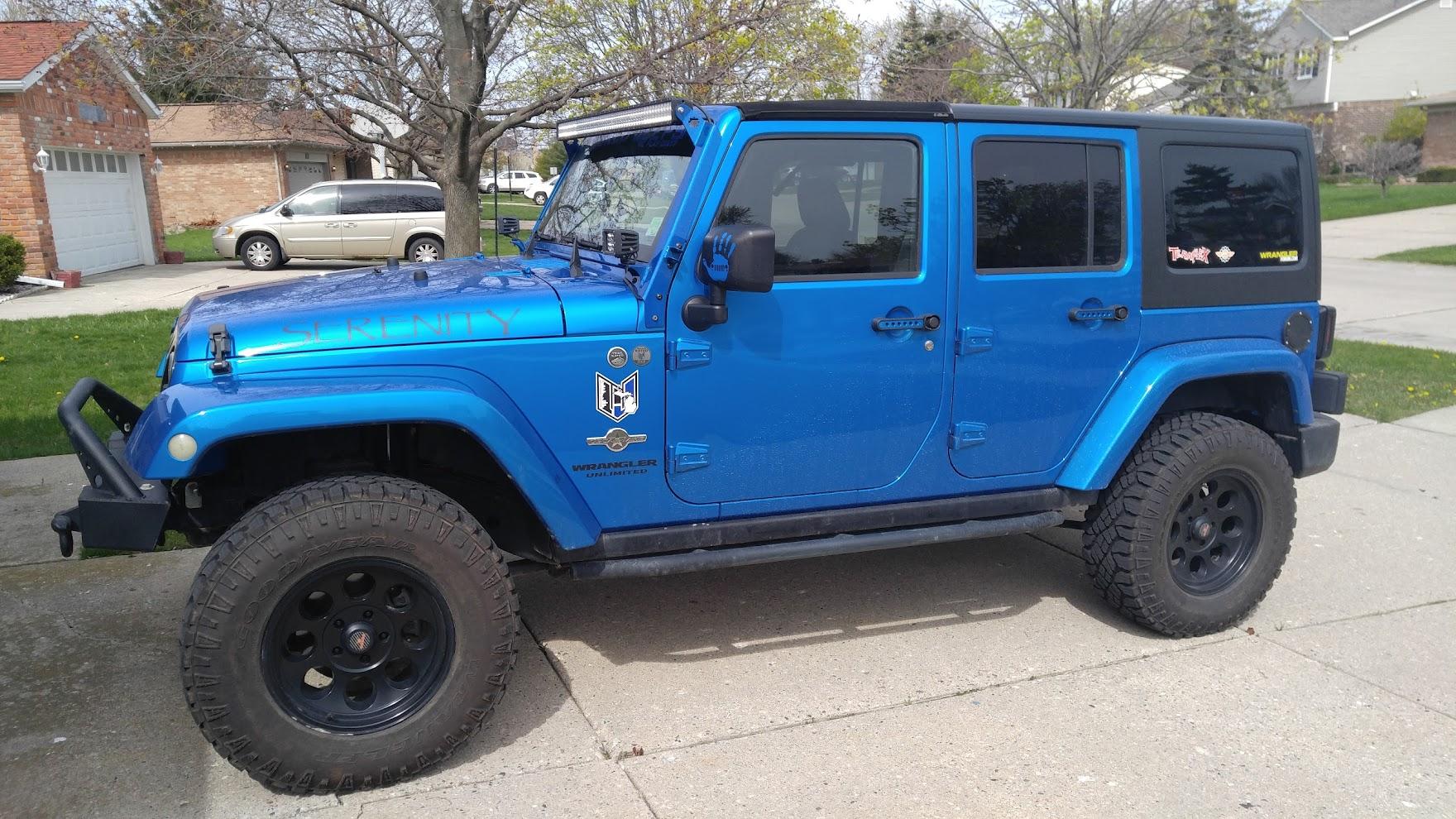 Oscar Mike Trim Jeep Wrangler Forum
