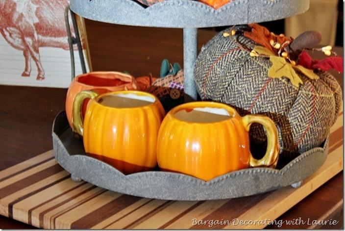 Pompkin mugs
