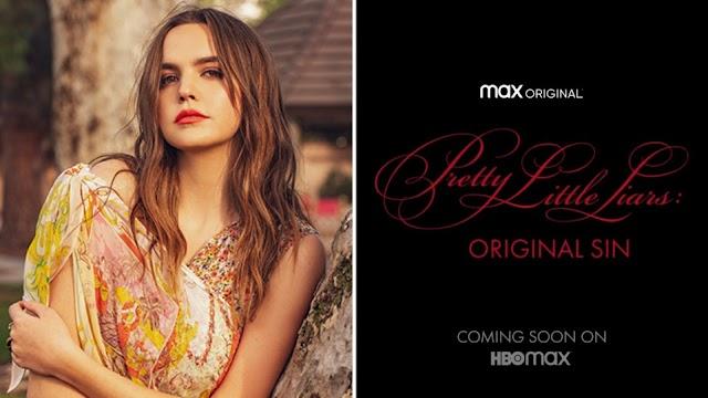 Bailee Madison está no elenco do Reboot de Pretty Little Liars: Original Sin da HBOMAX