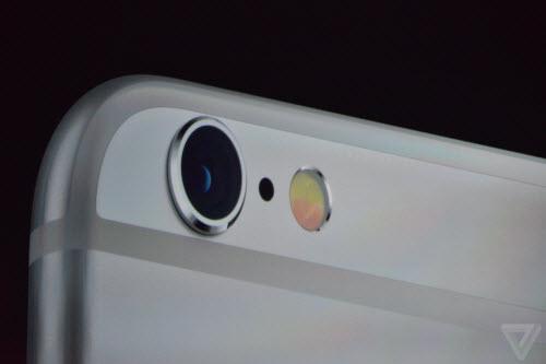 iPhone 6S va 6S Plus trinh lang Camera xin hon gia khong doi  4