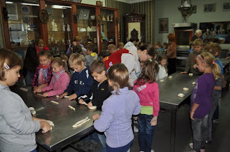 Photo: 18 X 2013, Muzeum Chleba (Radzionków), klasa 2b i 2d (fot. p. Katarzyna Jakut)