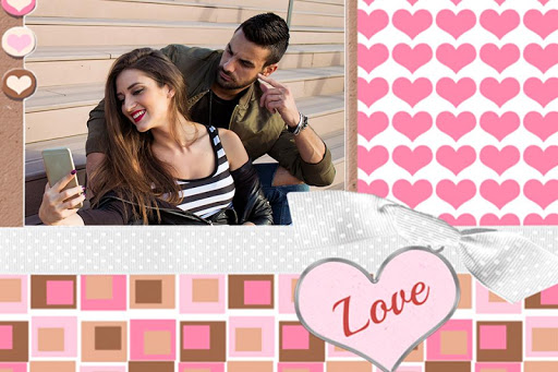 Love Photo Frame: Love Collage for PC