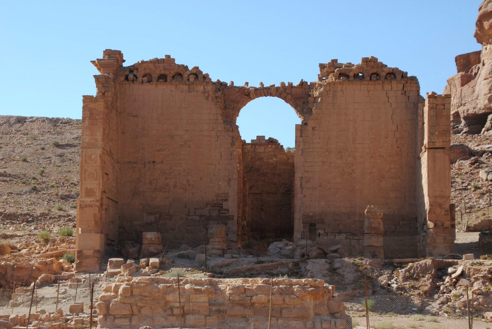 My Photos: Jordan -- Petra -- Qasr al Bint