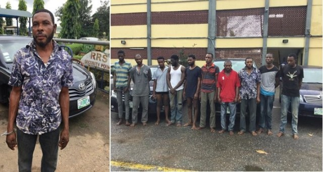 Robbery Suspect Arrested After Being Warned By His Wife (Photos)