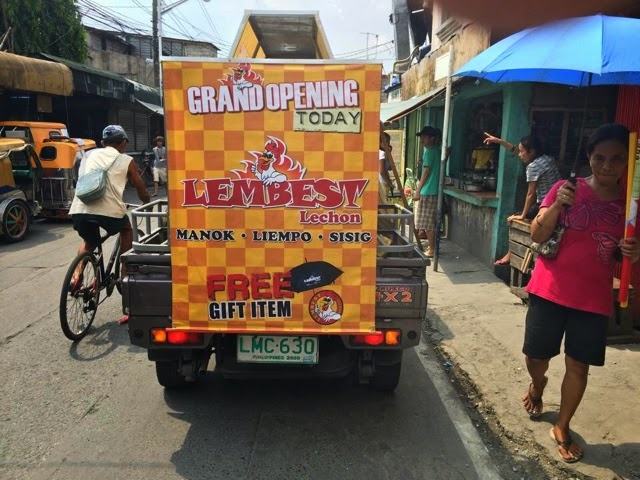 lechon manok business plan Lechon manok and liempo business in the philippines: 5 essential business tips think and ascertain if you really want to become a player in the lechon manok and liempo business in the philippines.