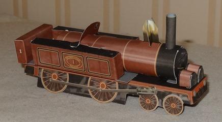 1863 Metropolitan Railway