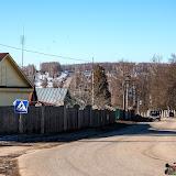 Въезд в Ясногорск