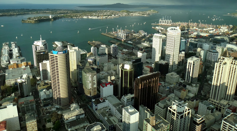 Auckland bei Tag