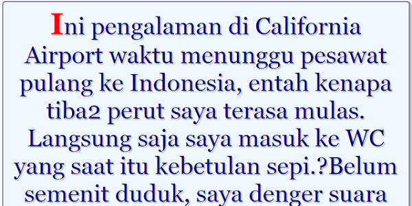 Humor Lucu - Indonesian Jokes screenshot 1