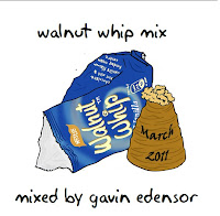 Walnut whip funky house march 2011 dj gavin edensor for Best funky house tracks ever