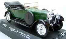 4162 HISPANO Torpedo 1926