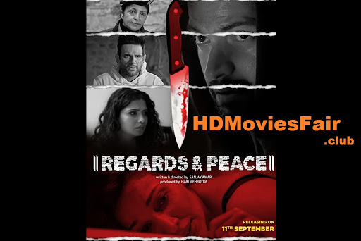 Regards And Peace 2020 banner HDMoviesFair