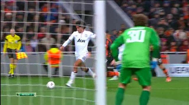 Fellaini, Shakhtar Donetsk - Manchester United