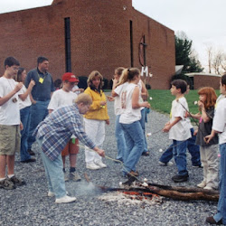 UMYF 1995 Cookout