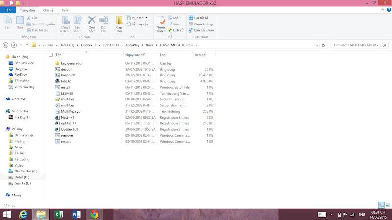 Optitex 11 Full Tất Cả Windows 32bit Và 64bit 3