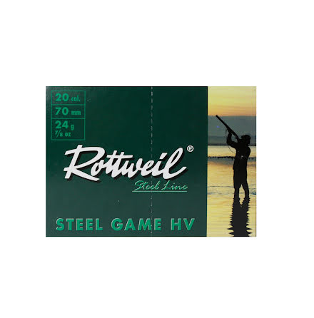 Rottweil Steel Game HV 20/70 24G US4
