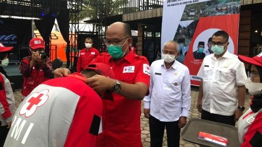 PMI Sumbar Gelar Pelatihan Tanggap Darurat Bencana di Kota Payakumbuh