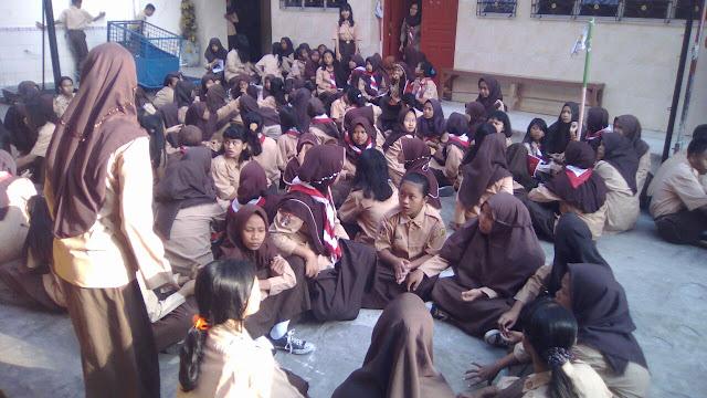 Pramuka Meningkatkan Kualitas Anak Indonesia