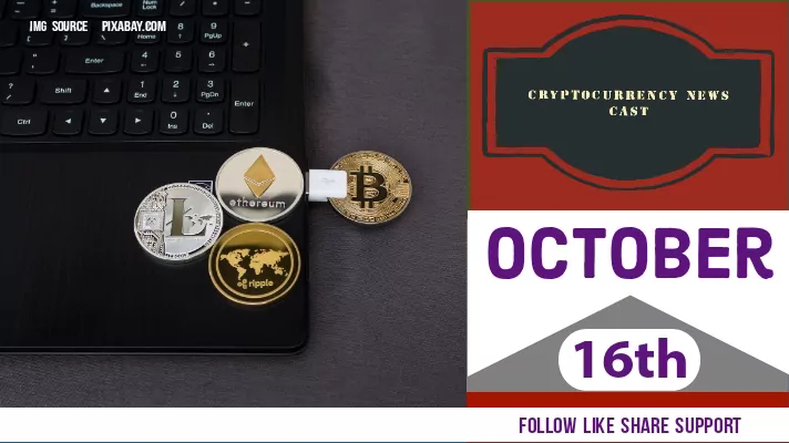Crypto News Cast For October 16th 2020 ?