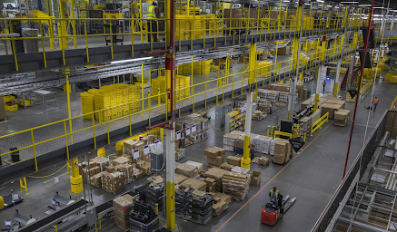 A safety crisis inside Amazon's warehouses