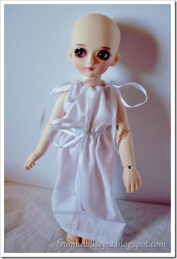 Mystic Kids Vanetta, 27 cm 1/6 scale or yosd sized ball jointed doll.  Isn't she cute?!