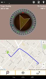 GPS Direction Screenshot 23