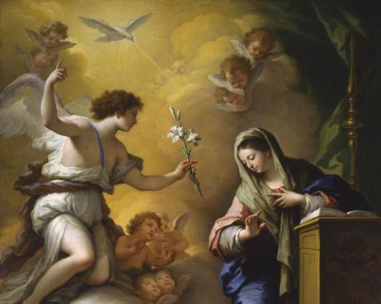 Tôi là nữ tỳ của Chúa (25.3.2020 – Thứ Tư: Lễ Truyền tin)