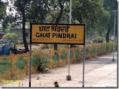 Ghat Pindrai Railway Station