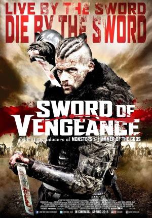 Filme Poster Sword of Vengeance HDRip XviD & RMVB Legendado