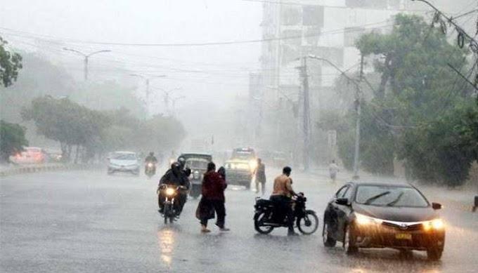 پنجاب سمیت ملک کے شمالی علاقوں میں شدید بارش کی پیشنگوئی