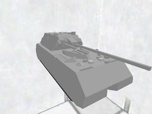 超重戦車マウス 無料モデル