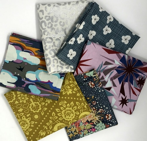 Fat Quarter Bundle Prize