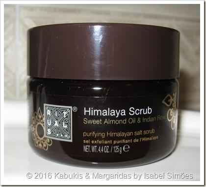 Himalaya Scrub da Rituals