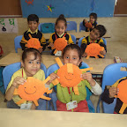 MAKING OCTOPUS FOR JR.KG WITTY WORLD ( 07.12.2016)